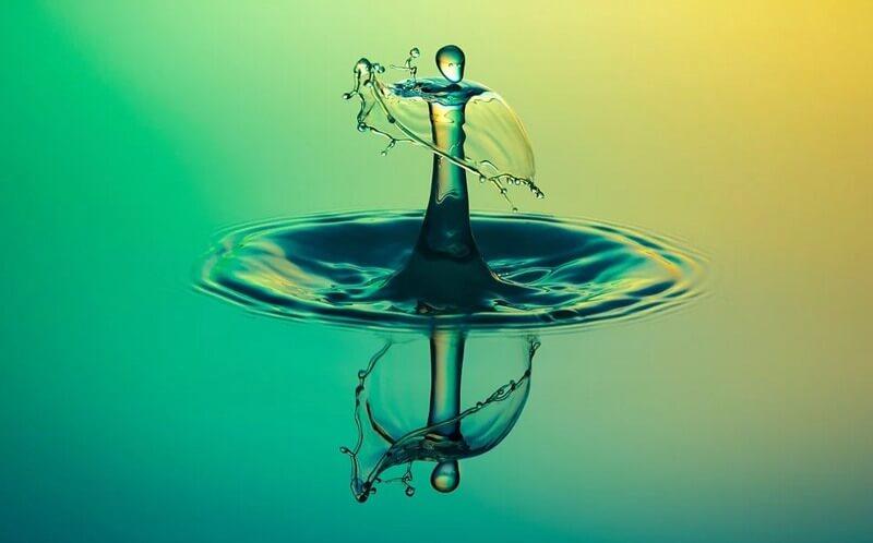 Agua - Remedio para ojos cansados
